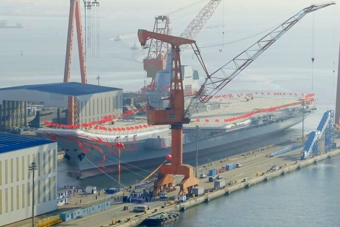 In oriente si pensa soprattutto ad armarsi. Un sistema antimissile in Corea del Sud, una nuova portaerei per la Cina