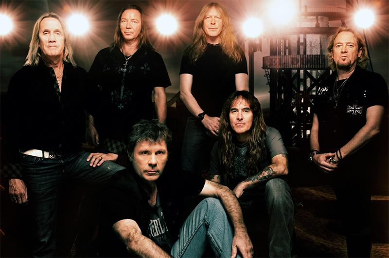 10 febbraio 1999: Bruce Dickinson e Adrian Smith ritornano a far parte degli Iron Maiden