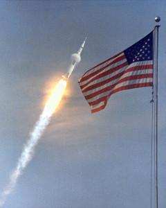 16 luglio 1969: Parte dalla Terra la missione Apollo 11