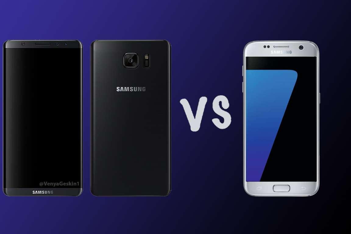 Possiede un Galaxy S7 e non sai se ti conviene prendere l'S8? Ecco le differenze tra i due
