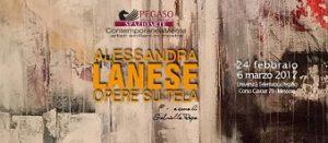 All' UniPegaso di Messina la mostra di pittura di Alessandra Lanese