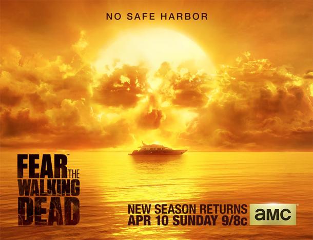 Fear the Walking Dead 2×01: un debutto controverso