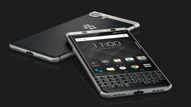 BlackBerry KEYone: ecco il nuovo top di gamma canadese, prima del MWC