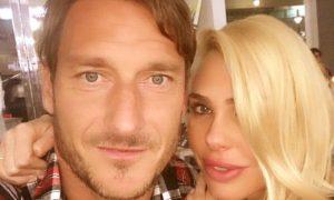 Gli auguri dolci di Francesco Totti a Ilary Blasi