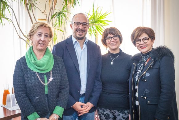 """""""Massimo impegno"""" per l'istruzione pubblica a Castelvetrano – oggi la visita dell'on. Davide Faraone"""