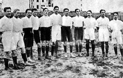 13 gennaio 1910: La FIGC annuncia la creazione della Nazionale