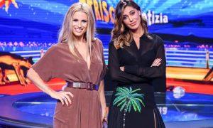 Michelle e Belen: lo stacchetto hot [VIDEO]