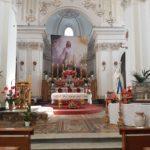 Arrivo reliquie a Massa Lubrense