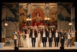 """Al Teatro Mandanici in scena """"Vedova Allegra"""" della Compagnia Italia di Operetta"""