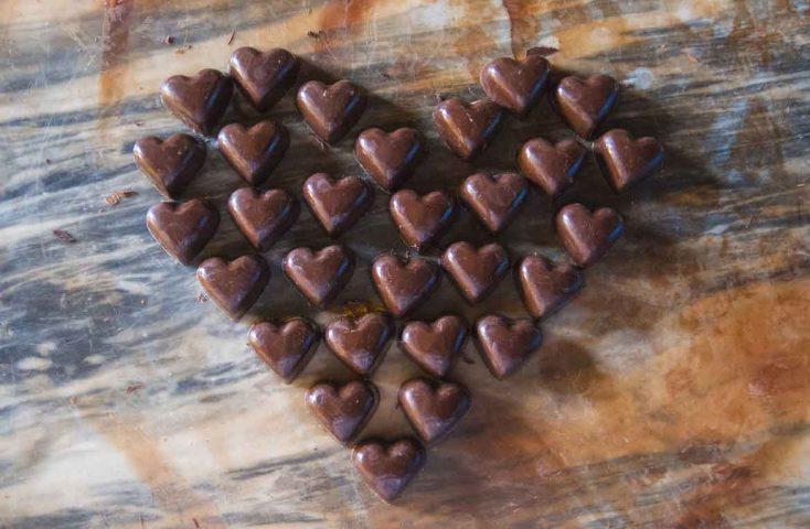 In provincia di Perugia due appuntamenti golosi: Lezioni di cioccolato al Castello di Petroia