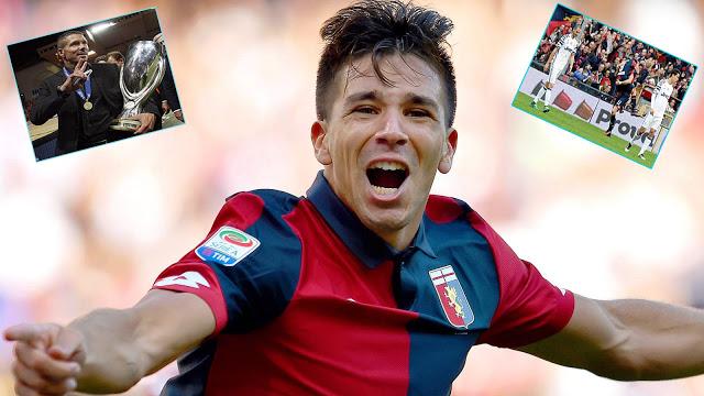 """Calcio. 'Gio' Simeone: """"Me lo disse mio padre. Vai e fai male alla Juve"""""""