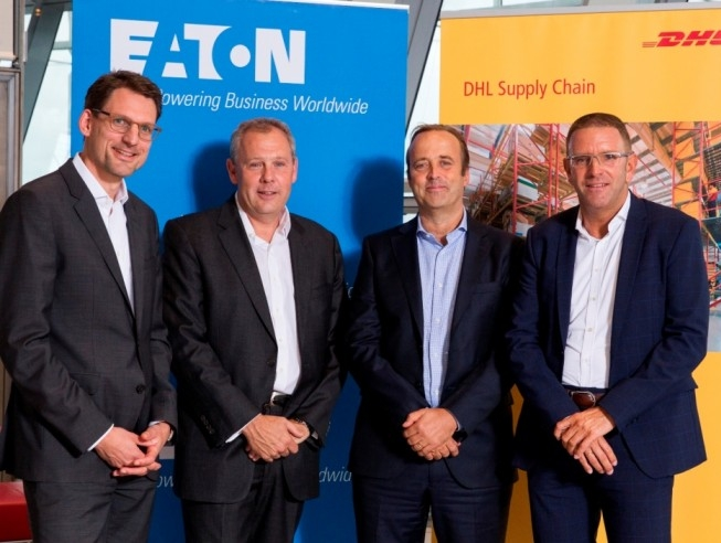 DHL to create and manage European distribution centers for Eaton's electrical business | Supply Chain