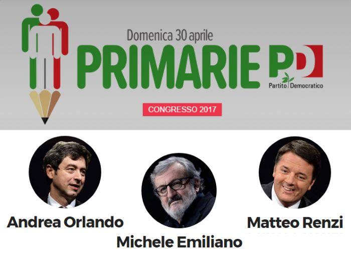 30 aprile, le primarie del PD per scegliere il nuovo segretario