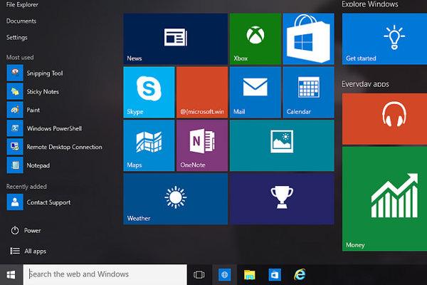 Configurare la tua casella email con Window 10
