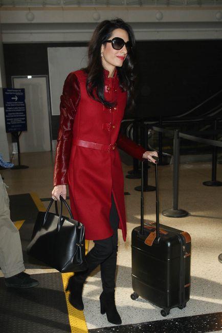 Le star meglio vestite in aeroporto