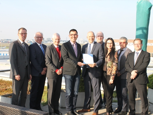 LUG's Integrated Management System certified | Air Cargo