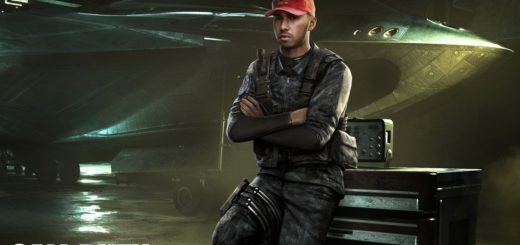 Lewis Hamilton entra nei videogiochi come protagonista di Call of Duty: Infinite Warfare