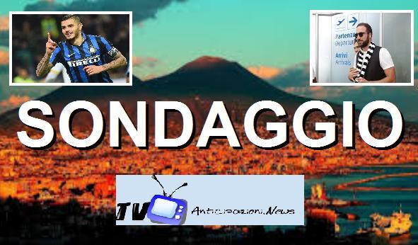 Video arrivo Higuain a Torino, il Napoli pensa a Icardi come sostituto