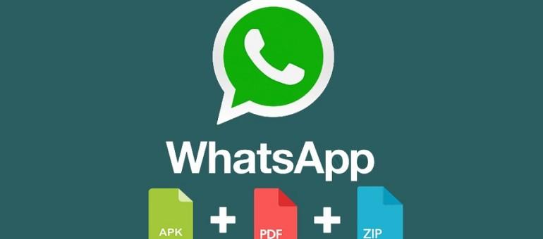 Whatsapp - dopo la crittografia non si riescono ad inviare i PDF