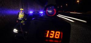 """""""Speed Marathon"""": maratona della Polizia stradale contro gli eccessi di velocità"""
