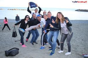 Fare team building alle Cinque Terre