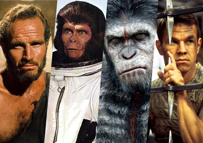 Il pianeta delle scimmie: storia di un'epopea cinematografica