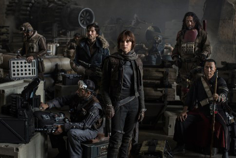 Online il primo trailer di Rogue One, lo spin-off di Star Wars
