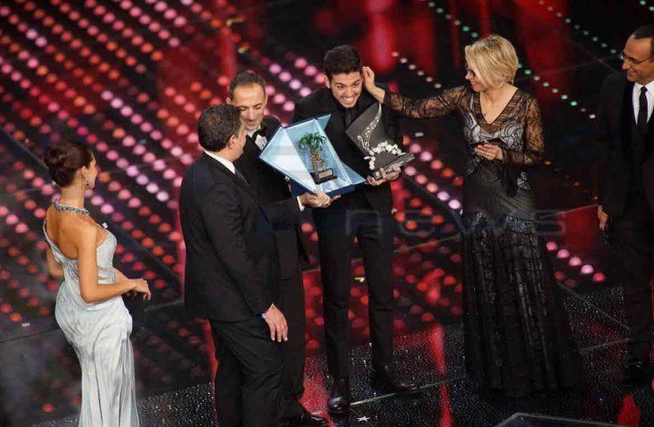 La quarta serata di Sanremo 2017: tra le Nuove Proposte vince Lele