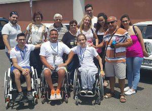 Nuoto paralimpico: Premio speciale a Graziano Pecoraro di Piazza Armerina