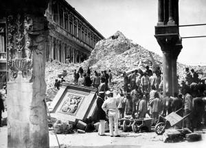 14 luglio 1902: Crolla il campanile di San Marco a Venezia