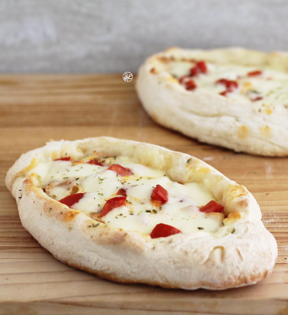 Barquette de pizza sans gluten
