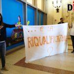 Sala Borsa, nuovo sciopero a sorpresa e lavoratori in Consiglio