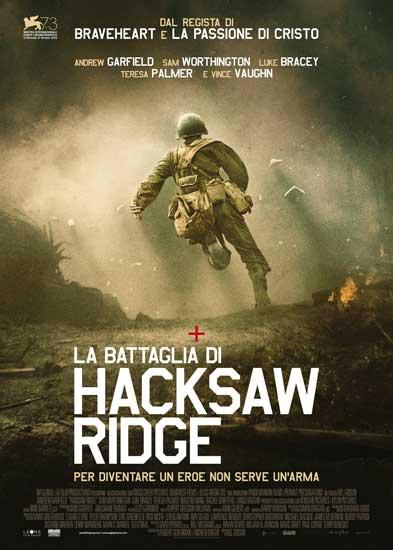 Recensione in anteprima del film La Battaglia di Hacksaw Ridge