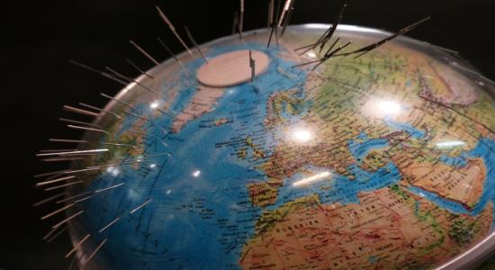 Campo Magnetico della Terra sta collassando