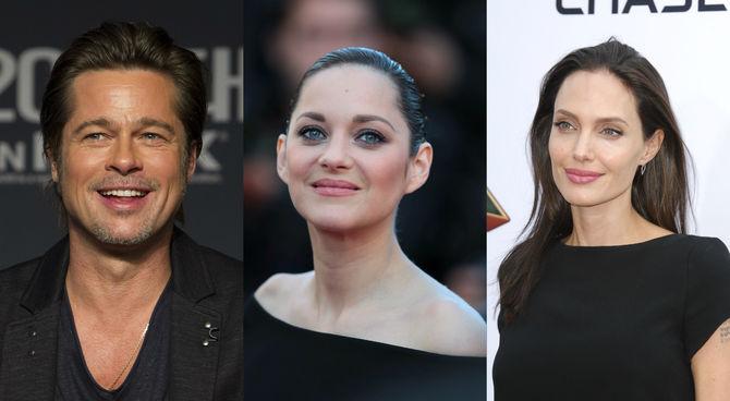 Brad Pitt e Angelina Jolie, forse il tradimento di lui è la cause della magrezza di lei