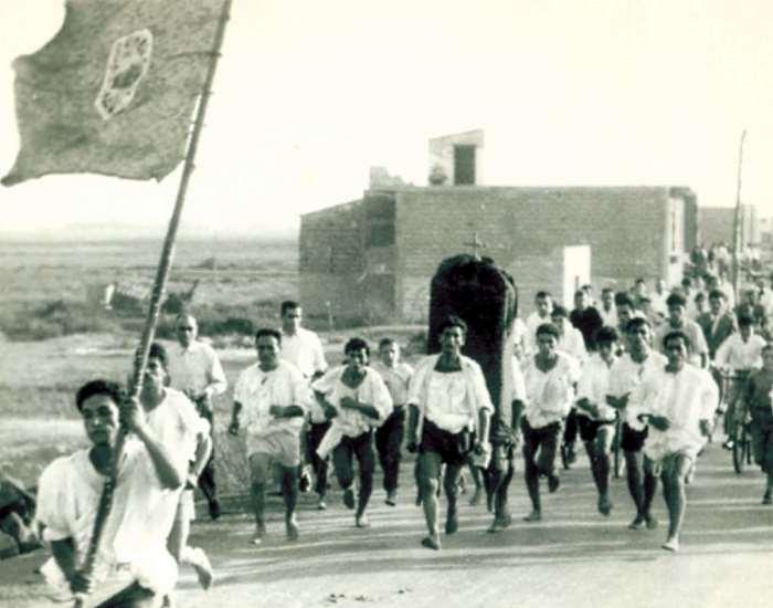 Quando i saraceni fuggirono di fronte all'esercito del Sinis: la corsa degli scalzi