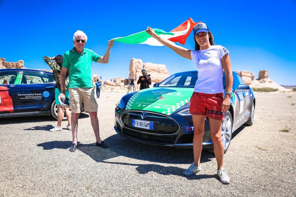 Prosegue il Giro del Mondo in 80 giorni con l'auto elettrica