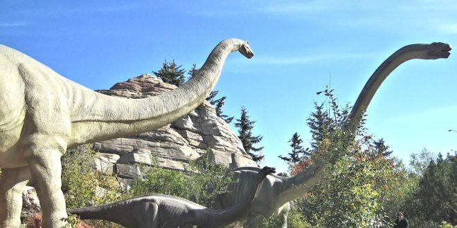 La lunga estinzione dei dinosauri