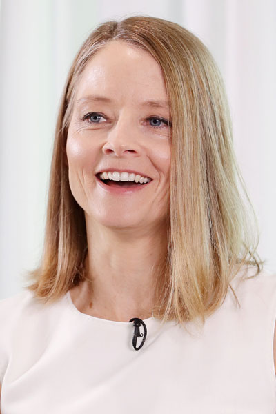 Kering Women in Motion Talks 2016: Jodie Foster