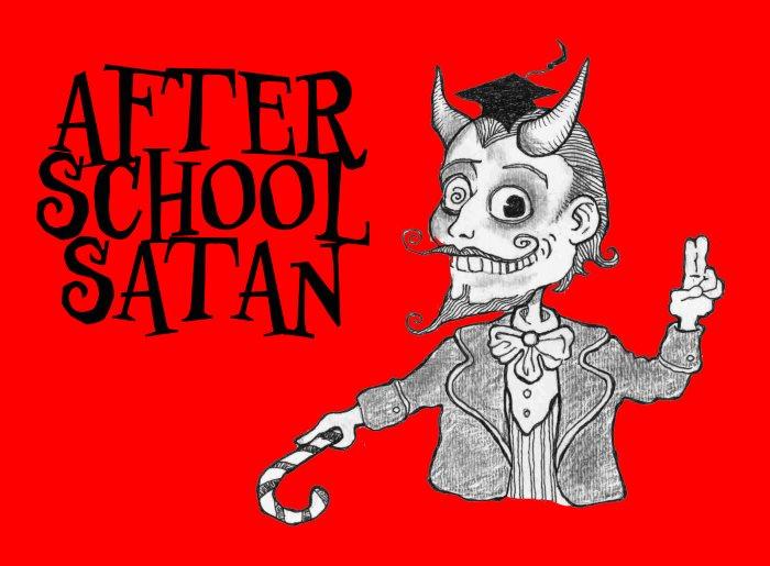 Negli Stati Uniti Satana ti aspetta a scuola
