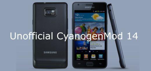 Come installare Android 7.0 Nougat su Galaxy S2 I9100 tramite CM 14 Unofficial
