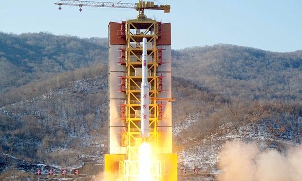La Corea del Nord lancia un missile a lunga gittata