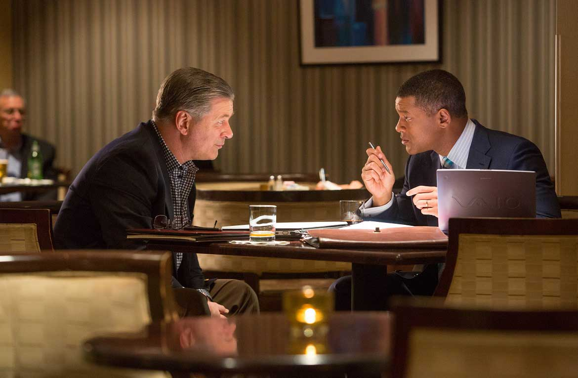 Will Smith e Alec Baldwin: Zone d'Ombra