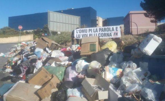 """FN a Castelvetrano: """"Sindaco, le 48 ore sono scadute da un bel pezzo"""""""