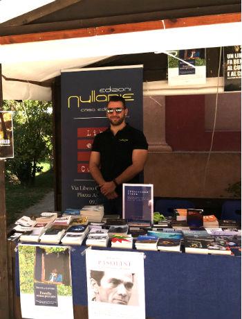 """L'Editoria indipendente """"Nulle Die"""" di Piazza Armerina nella splendida cornice dell'Orto Botanico a..."""