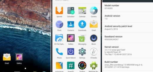 Installa Android 7.0 Nougat sul Galaxy S4 tramite ROM AOSP