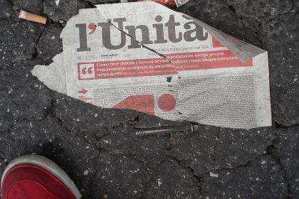 L'Unità in difficoltà... di nuovo!