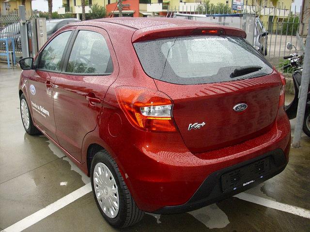 Test Drive Auto: La Ford Ka diventa più grande