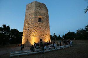 A breve l'illuminazione artistica della Torre di Federico