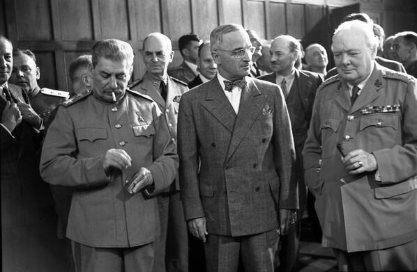 2 agosto 1945: Termina la conferenza di Potsdam